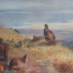 Thorburn Partridges Lead Bonhams 19th C
