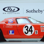 Sotheby's Buys Into RM Auctions to Get Piece of Lucrative Classic Car Market