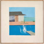 Hockney Leads £92.5m Sotheby's Sale in London but Cattelan, Banksy, Uecker and Martinez Make the Bigger Splash