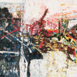 Jean-Paul Riopelle's Monumental 'Le réveil' to sell at Heffel Contemporary Auction in July